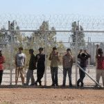 About Amigdaleza Detention Camp (Menidi)